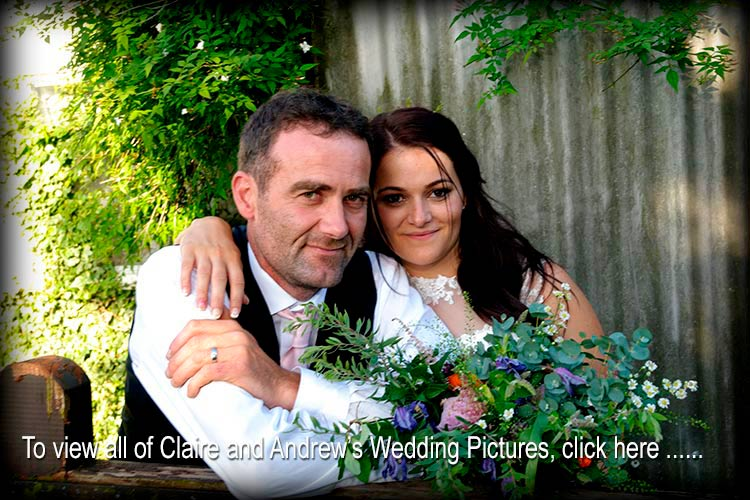 claire and andrews wedding