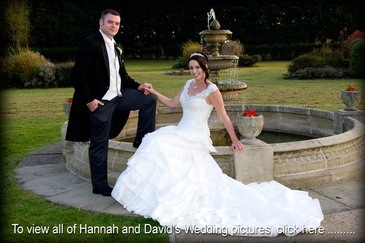 Hannah And David S Wedding